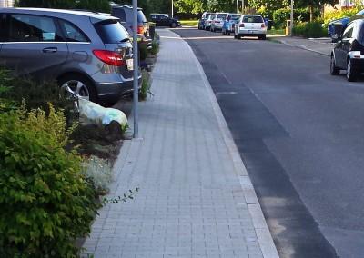 Gehweg Büskenweg
