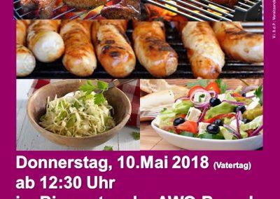 Plakat Mittagstisch 2018-05-10