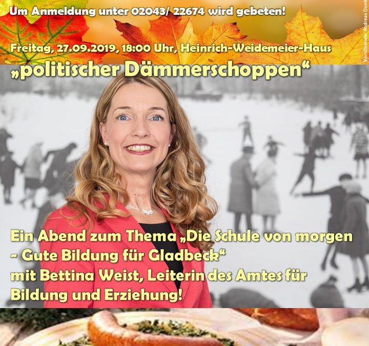 """Veranstaltungsreihe: Rosenhügeler Kulturherbst 2019″"