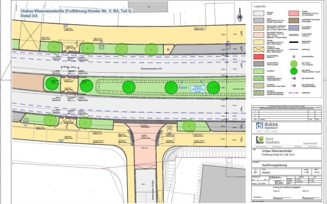 """""""Auch die Menschen im südlichsten Zipfel haben einen Anspruch auf gute Straßen, Rad- und Gehwege"""""""