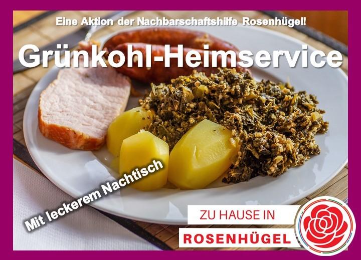 """Grünkohl-Heimservice"""