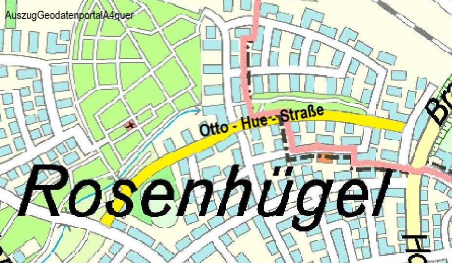 Serie – Die Straßen unseres Quartiers: die Otto-Hue-Straße