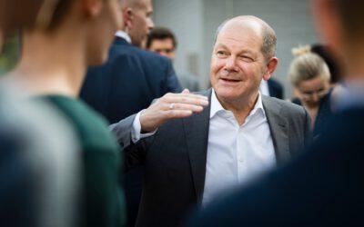 BUNDESPOLITIK: Kanzlerkandidaten – Die Woche der Wahrheit hat begonnen