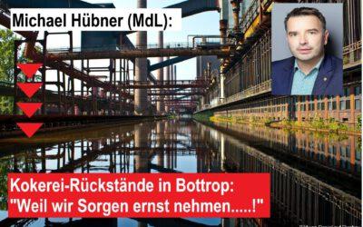 """Michael Hübner, MdL: """"Weil wir sorgen ernst nehmen!"""""""