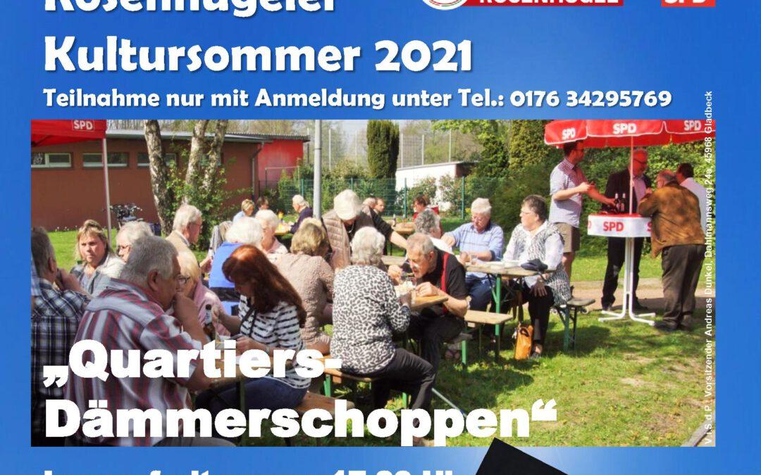 """""""Rosenhügeler Kultursommer startet im Juli"""""""