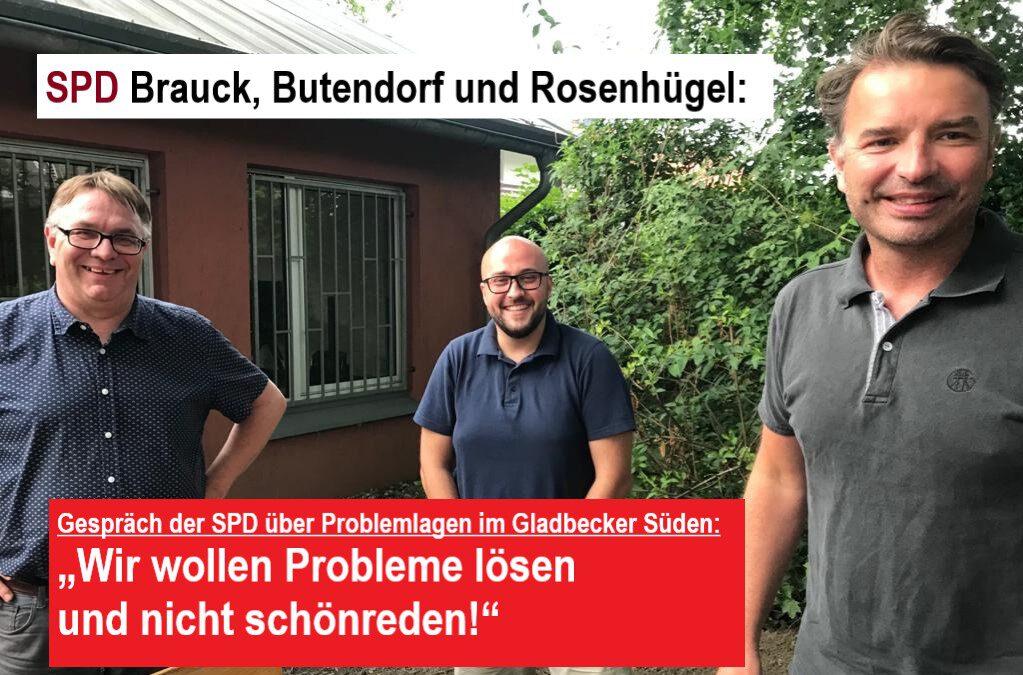 """""""Wir wollen Probleme lösen und nicht schönreden!"""""""