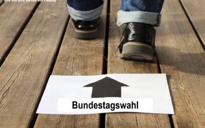 Bundestagswahl – Ein Blick über den SPD-Tellerrand